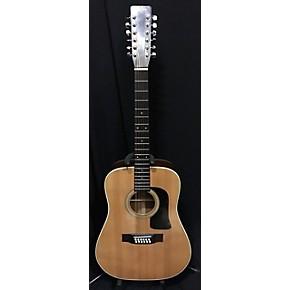 used washburn d20 12 12 string acoustic guitar guitar center. Black Bedroom Furniture Sets. Home Design Ideas