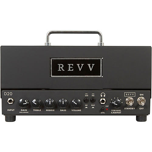 Revv Amplification D20 20W Tube Guitar Amp Head