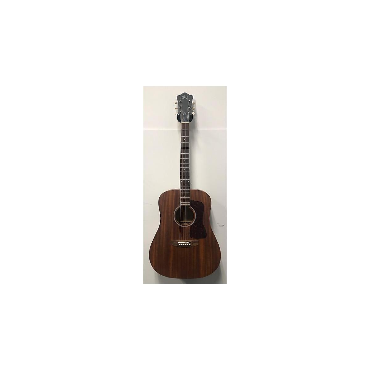 Guild D20E Acoustic Guitar