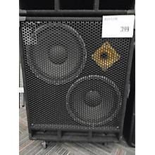 Eden D212XLT8 Bass Cabinet