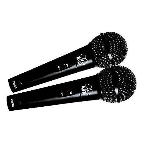 AKG D2200S Dynamic Microphone Promo