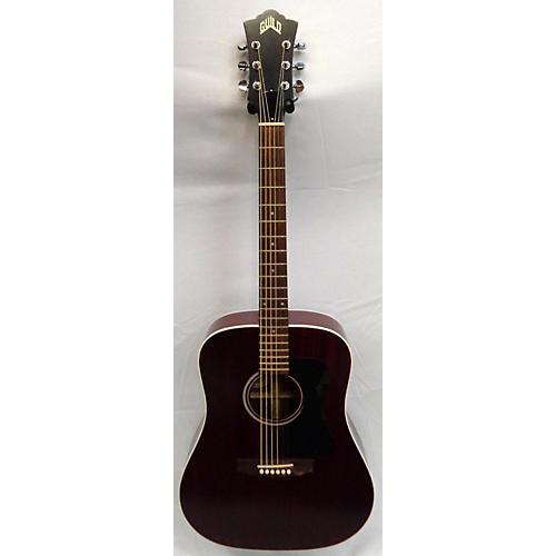 Guild D25 Acoustic Electric Guitar