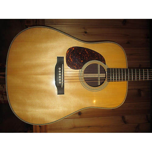 used martin d28 authentic 1941 left handed acoustic guitar guitar center. Black Bedroom Furniture Sets. Home Design Ideas