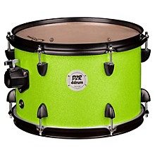 D2R Series Tom 10 x 7 in. Lime Sparkle