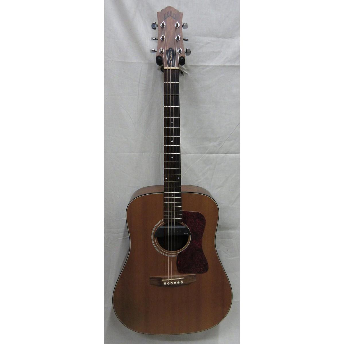 Guild D4 Acoustic Electric Guitar