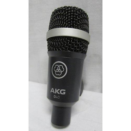 AKG D40 Dynamic Microphone