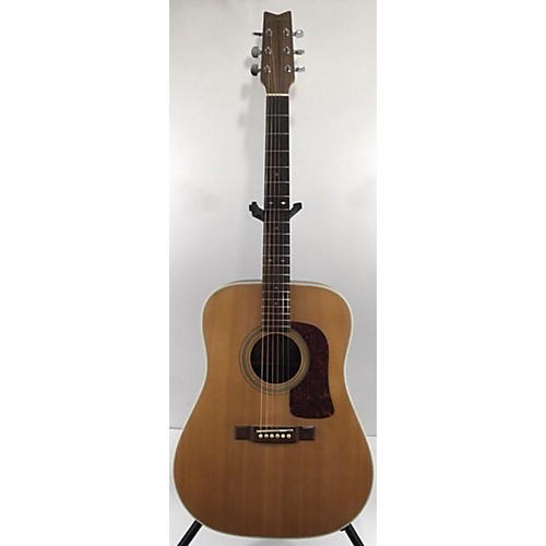Washburn D40SR CUSTOM SHOP Acoustic Guitar