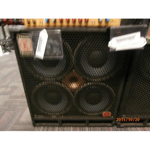 Eden D410XST Bass Cabinet