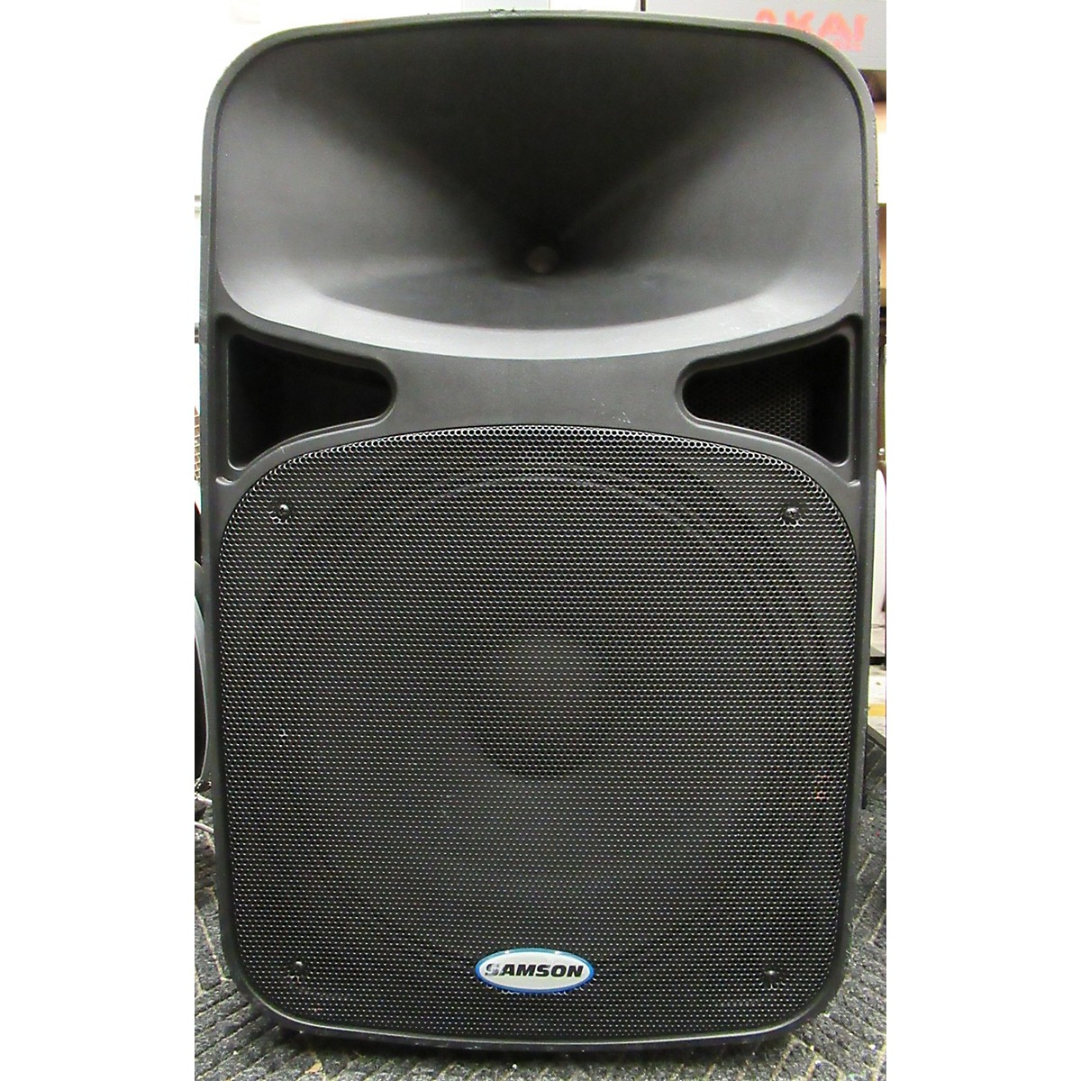 Samson D415 Powered Speaker