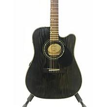 Samick D4CE/TBK Acoustic Electric Guitar
