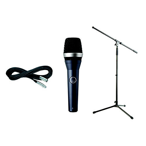 AKG D5 Stand and Cable Package