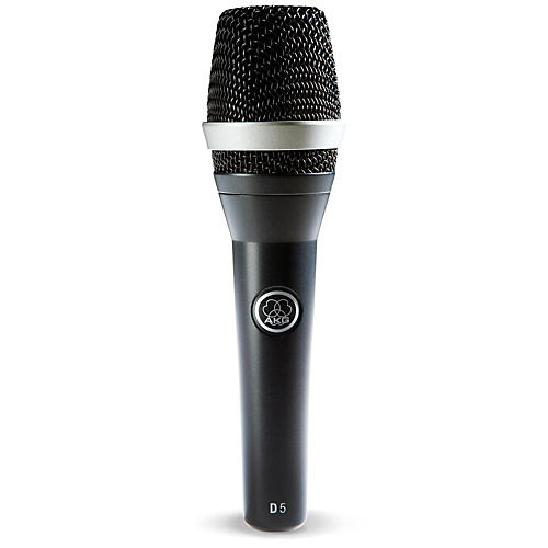 AKG D5 Supercardioid Handheld Dynamic Microphone