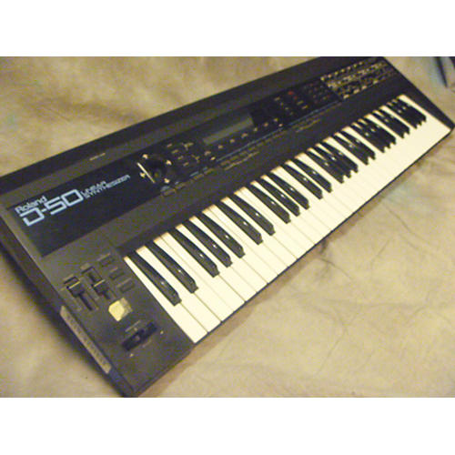Roland D50 Linear Synthesizer Synthesizer