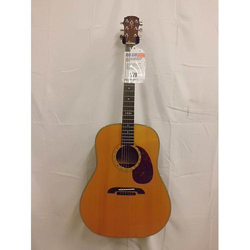 Alvarez D52 Yairi Acoustic Guitar