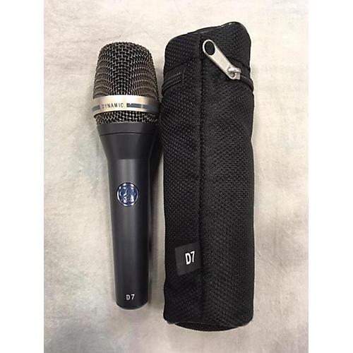 AKG D7 Dynamic Microphone