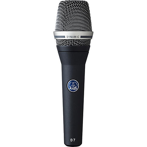 AKG D7 Varimotion Dynamic Microphone