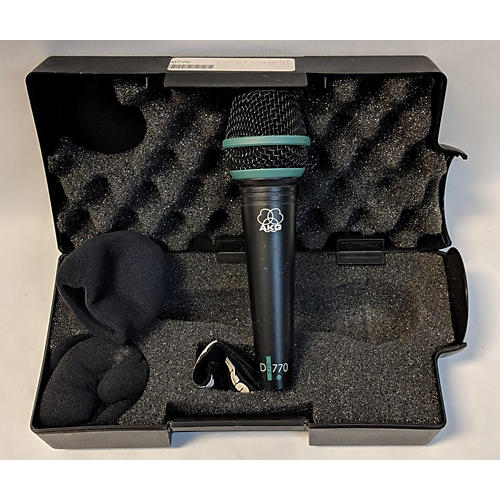 AKG D770 Dynamic Microphone