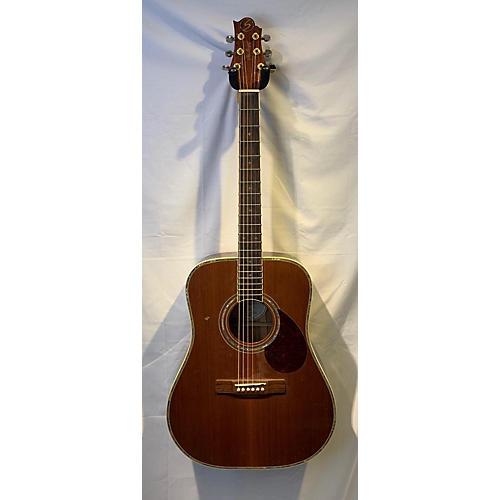 Greg Bennett Design by Samick D8 Acoustic Guitar
