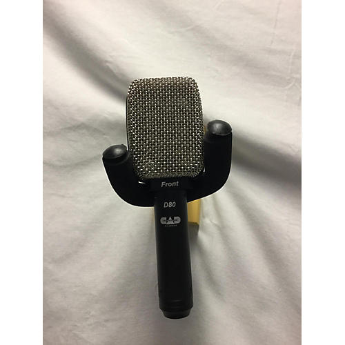 CadLive D80 Large Diaphragm Cardiod Dynamic Microphone