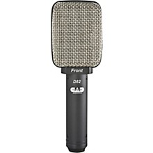 CadLive D82 Figure-8 Ribbon Cabinet/Percussion Microphone