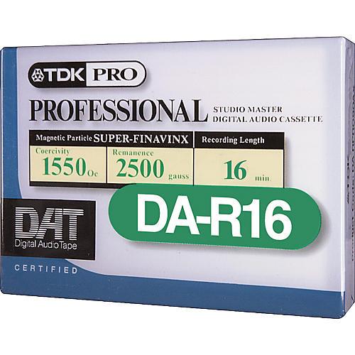 TDK DA-R Professional DAT Cassette