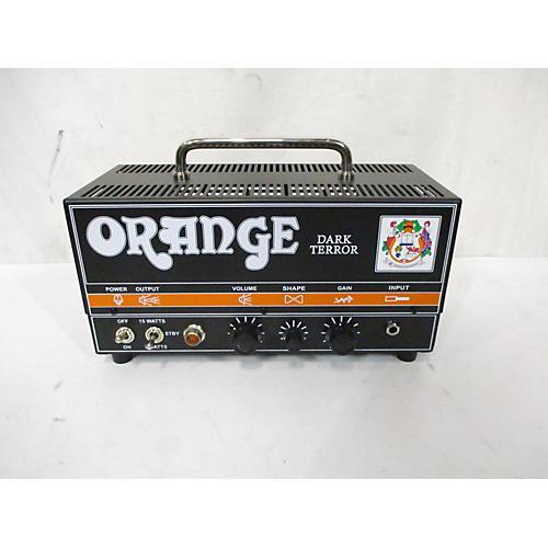used orange amplifiers da15h dark terror 15w tube guitar amp head guitar center. Black Bedroom Furniture Sets. Home Design Ideas
