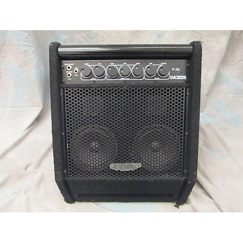 used simmons da200s 200w drum amplifier guitar center. Black Bedroom Furniture Sets. Home Design Ideas