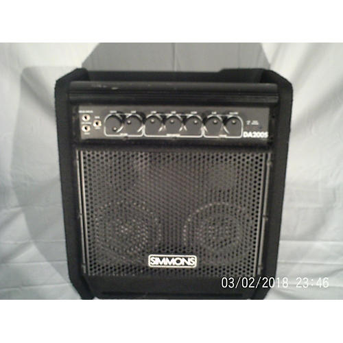 Simmons DA200S 200W Drum Amplifier