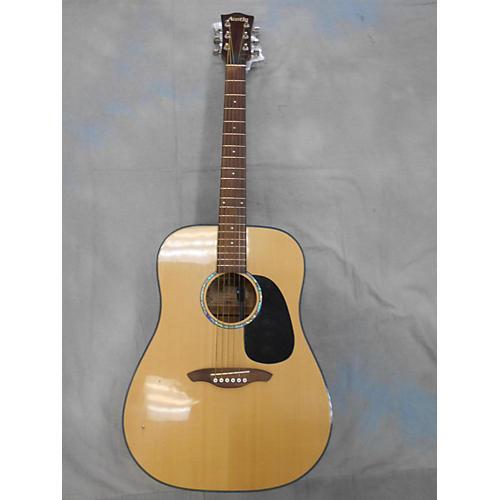 Austin DA2S Acoustic Electric Guitar