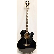 D'Angelico DAASBG700BLK Acoustic Bass Guitar