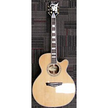 D'Angelico DAASG100NAT Acoustic Electric Guitar