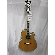 D'Angelico DAASG200NAT Acoustic Electric Guitar