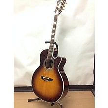 D'Angelico DAASG200VSB EXCEL GRAMERCY Acoustic Electric Guitar