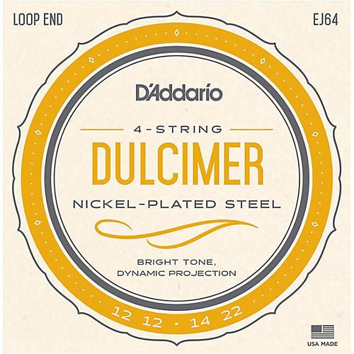 D'Addario DADDARIO EJ64 DULCIMER STRINGS