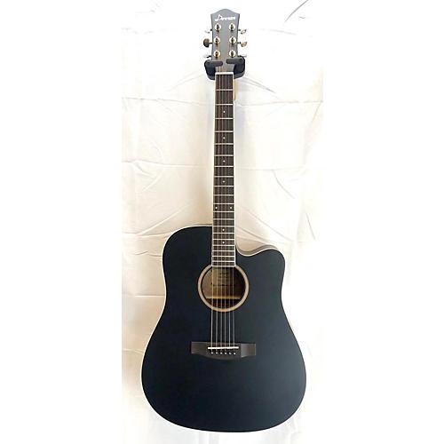 used donner dag 1cb acoustic guitar black guitar center. Black Bedroom Furniture Sets. Home Design Ideas