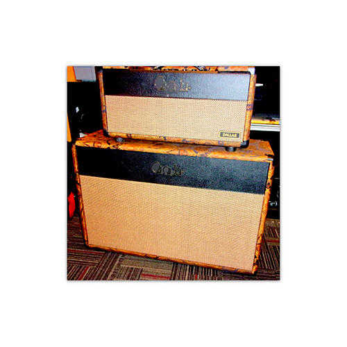 PRS DALLAS 100W MATCHING HEAD AND CAB PAISLEY Tube Guitar Combo Amp