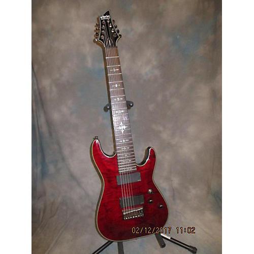 Scherzer DAMIEN ELITE 8 Solid Body Electric Guitar