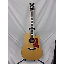 D'Angelico DAPD500 Acoustic Electric Guitar