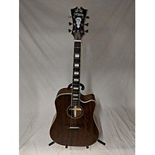 D'Angelico DAPGC20 Acoustic Electric Guitar