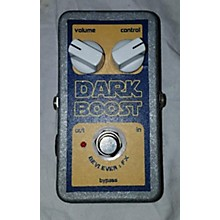 Devi Ever DARK BOOST Effect Pedal
