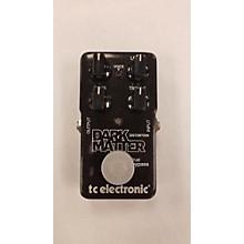 TC Electronic DARK MATTERS Effect Pedal