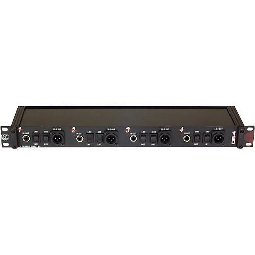 ProCo DB-4A Quad Direct Box