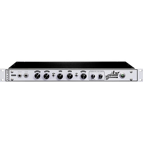 Aguilar DB 659 Tube Bass Preamp