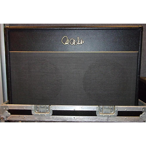 PRS DB STEALTH 2X12 W/ ROAD CASE Guitar Cabinet