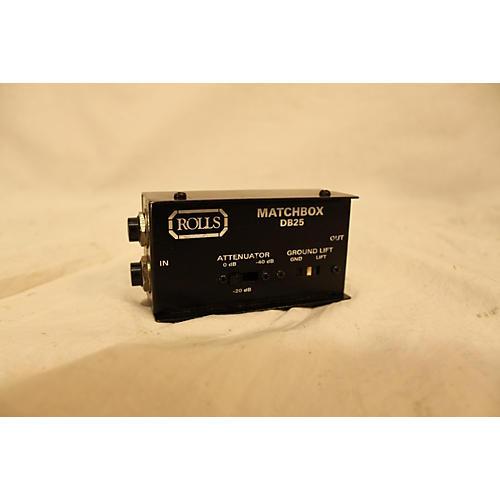 Rolls DB25 Direct Box