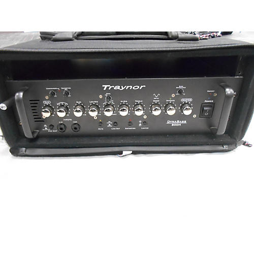 Traynor DB800 Dynabass 800h Bass Amp Head