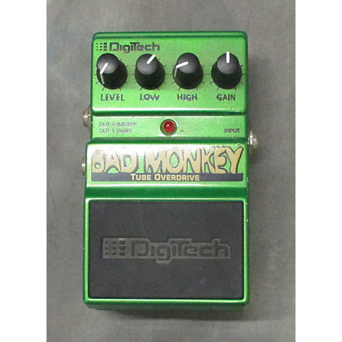 Digitech DBM Bad Monkey Tube Overdrive Effect Pedal