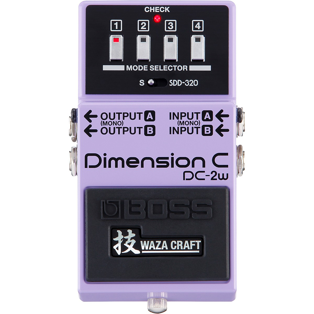 Boss DC-2W Dimension C Waza Craft Guitar Effects Pedal