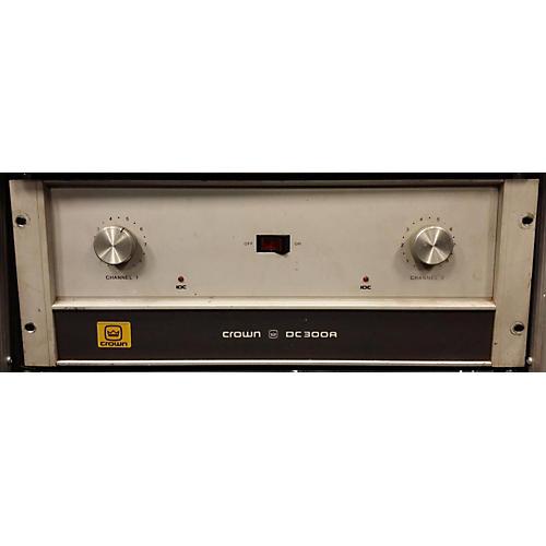 Crown DC-300A Power Amp