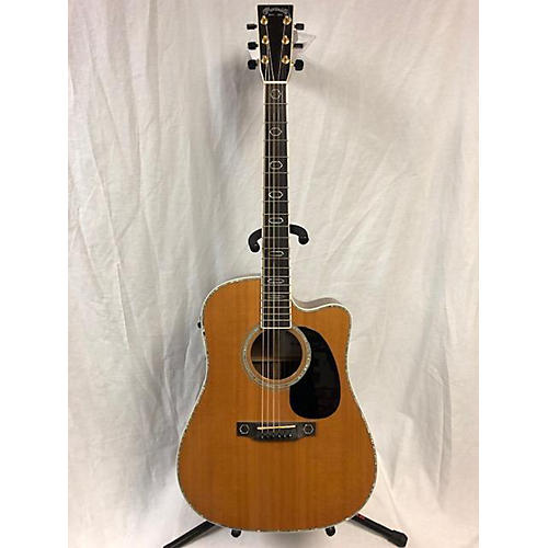 Martin DC AURA Acoustic Electric Guitar